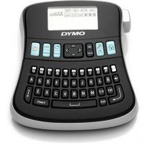 Rotulador Eletrônico Dymo Label Manager 210D LM210 Profissional preto/ azul -