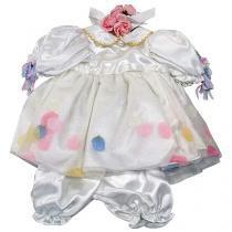 Roupa de Boneca Laura Doll OF02 - Shiny Toys