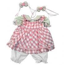 Roupa de Boneca Laura Doll OF04 - Shiny Toys