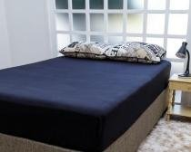 Roupa de cama conjunto jornal preto - Pertutty soft