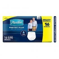 Roupa intima plenitud protect plus c/16 g/xg -