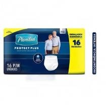 Roupa intima plenitud protect plus c/16 p/m -