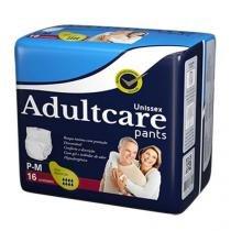 Roupa Íntima Unissex Adultcare Pants P/M 16 Unidades - ADULTCARE