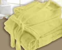 Roupão Lumiere 100 Algodão - Amarelo - Abdouni