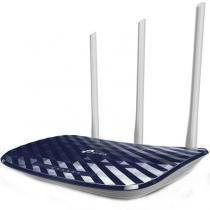 Router wireless tp-link ac 750 archer c20 dual band - 4 lan - 3 antenas - versão 4.0 -
