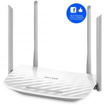 Router wireless tp-link ac1200 archer c50 dual band - 4 antenas ver: 4.0 -