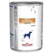 Royal Canin Canine Lata Veterinary Diet Gastro Intestinal Low Fat para Cães Adultos- 410g -