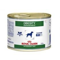 Royal Canin Canine Lata Veterinary Diet Obesity Management para Cães Adultos- 195g -