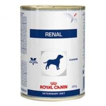 Royal Canin Canine Lata Veterinary Diet Renal para Cães Adultos- 420gr -