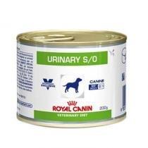 Royal Canin Canine Lata Veterinary Diet Urinary S/O para Cães Adultos- 200g -