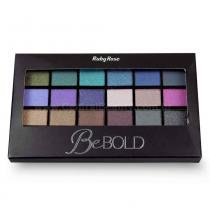 Ruby rose be bold kit de sombras hb-9919 - Ruby rose