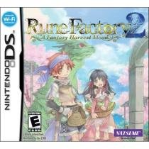 Rune factory 2: a fantasy harvest moon - nds - Nintendo