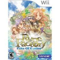 Rune factory tides of destiny - wii - Nintendo