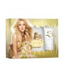 S By Shakira Shakira - Feminino - Eau de Toilette - Perfume + Loção Corporal - Shakira
