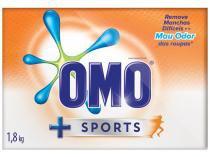 Sabão em Pó Omo Sports - 1,8kg