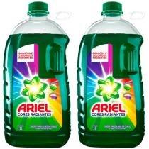 Sabão Líquido Ariel Clássico - 2 Unidades