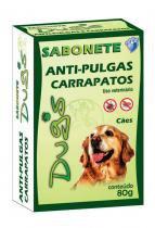 Sabonete Cão Antipulga 24 X 80g World - Comprenet