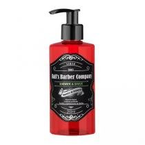 Sabonete de Barbear - Shower  Shave Halls Barber (250 ml) - Kelma Especificação:Único -