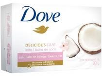 Sabonete Dove Delicious Care Leite de Coco - 90g