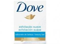 Sabonete Esfoliante Dove Esfoliação Suave - 90g 10 Unidades