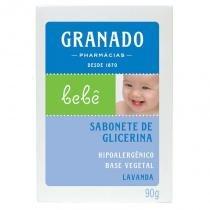 Sabonete granado bebe 90g lavanda glicerina - Granado