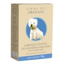 Sabonete Granado Glicerina para Cães e Gatos - 90 g -