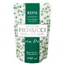 Sabonete líquido fiorucci erva doce refil 440ml - Fiorucci
