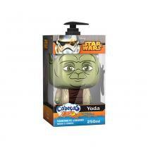 Sabonete Liquido Mãos e Corpo Star Wars Yoda - New Biotropic - Biotropic