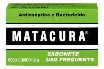 Sabonete Matacura Cão Bactericida 90 g com 12 - Comprenet