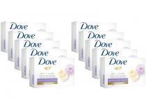 Sabonete Neutro Dove Delicious Care - 90g 10 Unidades