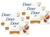 Sabonete Neutro Dove Delicious Care 90g - 6 Unidades