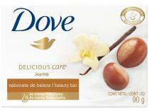Sabonete Neutro Dove Delicious Care - 90g