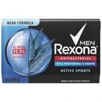 Sabonete Neutro Rexona Active - 84g