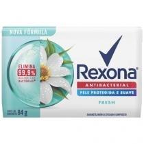 Sabonete Neutro Rexona Antibacterial Fresh - 84g