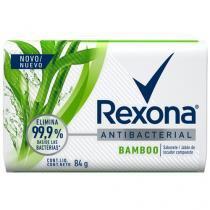 Sabonete Neutro Rexona Bamboo Fresh - 84g