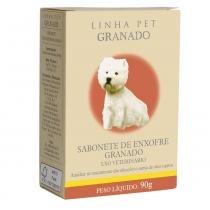 Sabonte Granado Enxofre para Cães e Gatos - 90 g -