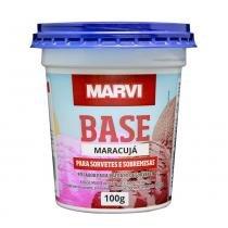 Sabor em Pó Maracujá 100g - Marvi -