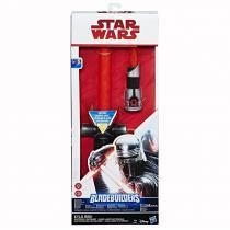 Sabre de Luz Eletrônico - Disney - Star Wars - Episódio VIII - Kylo Ren - ddea710165
