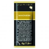 Sachê de Maionese 8g Caixa com 176un - Junior -