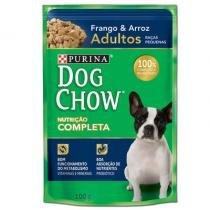 Sachê Dog Chow Frango e Arroz 100g - Purina
