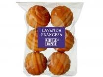 Sachê Perfumado Bolinha de Madeira Lavanda Francesa  Pacote com 6 unidades - Natural company