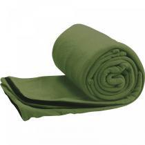 Saco de Dormir Coleman Stratus Fleece - Verde - Coleman
