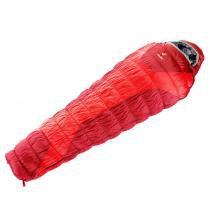 Saco de Dormir Deuter Exosphere -4º Vermelho - 702210 -