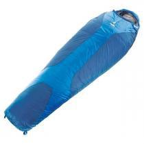3a0bac0e2 Saco de Dormir Orbit +5 Azul Tecnologia Thermo Stretch Confort - Deuter -