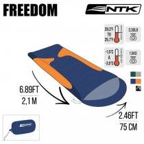 7bfde306e Saco de dormir para Acampamento NTK Freedom -1