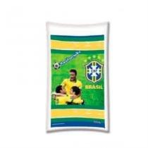 Sacola Plástica CBF Brasil 2014 08 unidades - Festabox