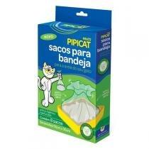 Sacos para Bandeja Kelco Pipicat Biodegradáveis - 8 Unidades -