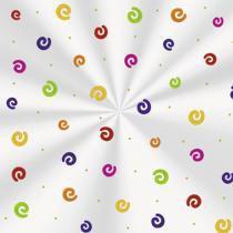 Sacos Plásticos Transparentes Alegria 100 unidades - 20cm X 29cm - festabox