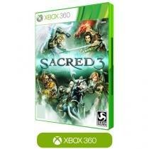 Sacred 3 para Xbox 360 - Deep Silver