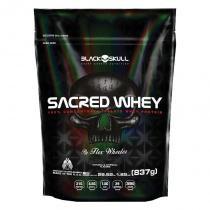 Sacred whey 837g refil black skull - proteina - Black skull
